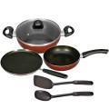 Non-Stick Cookware Set 4 Pcs