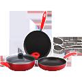 Non-Stick Cookware Set 4 Pcs IMPERIAL